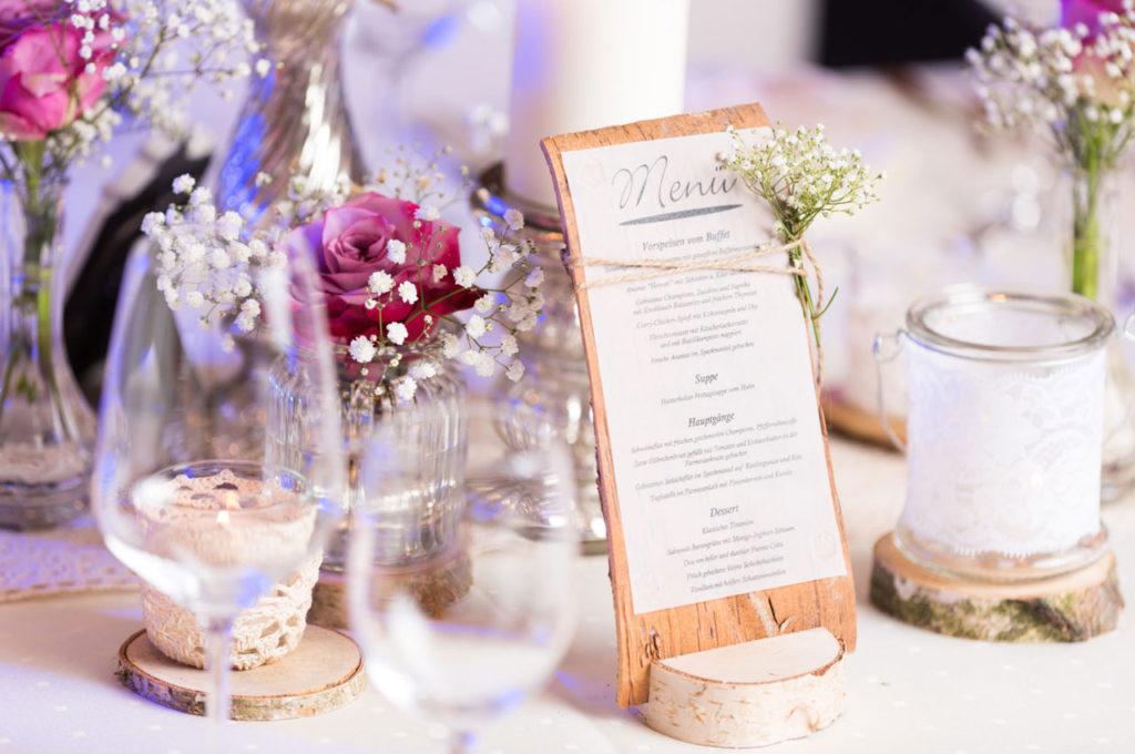 menù per un matrimonio nella campagna di reggio emilia