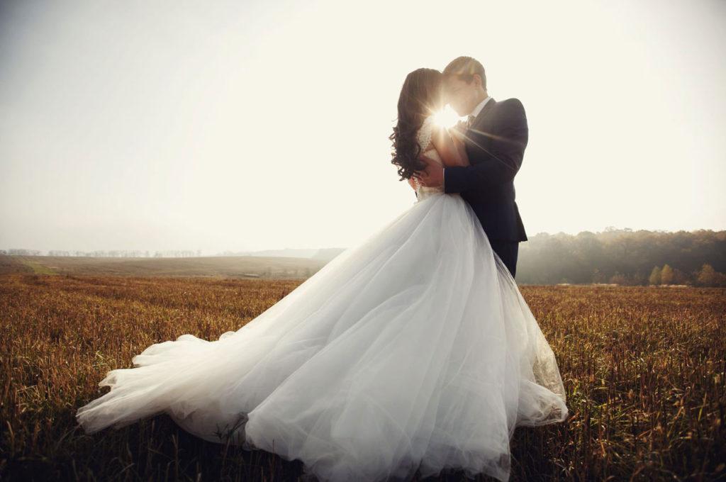 matrimonio nelle campagne emiliane