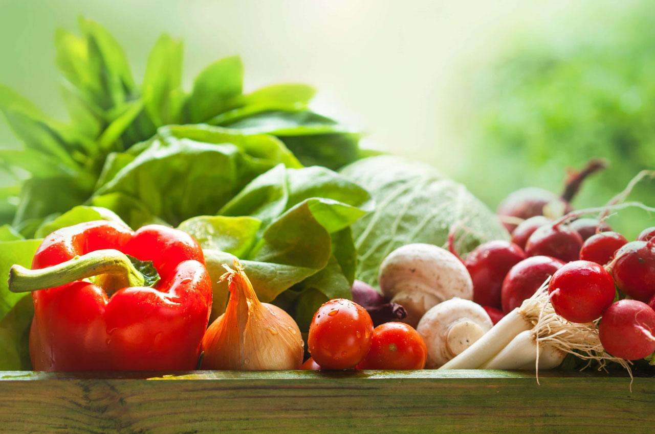 verdure di stagione km0