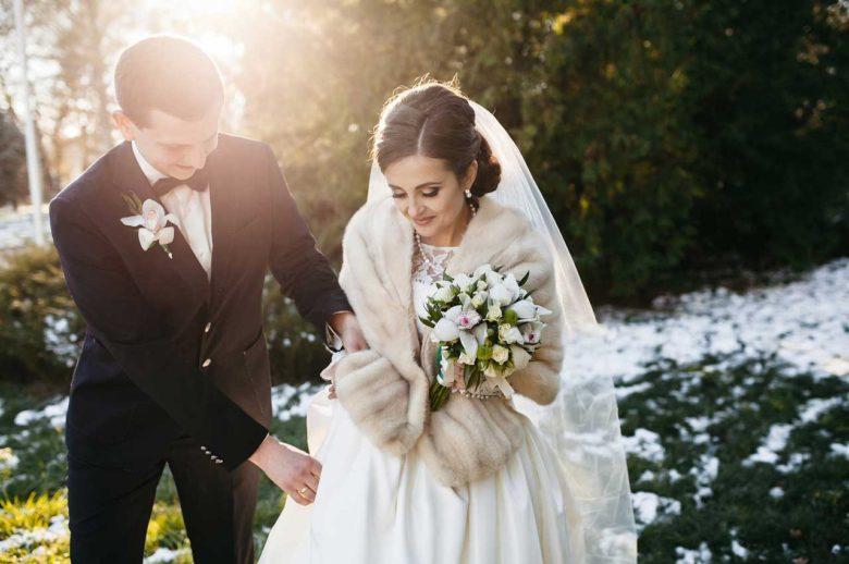nozze in inverno