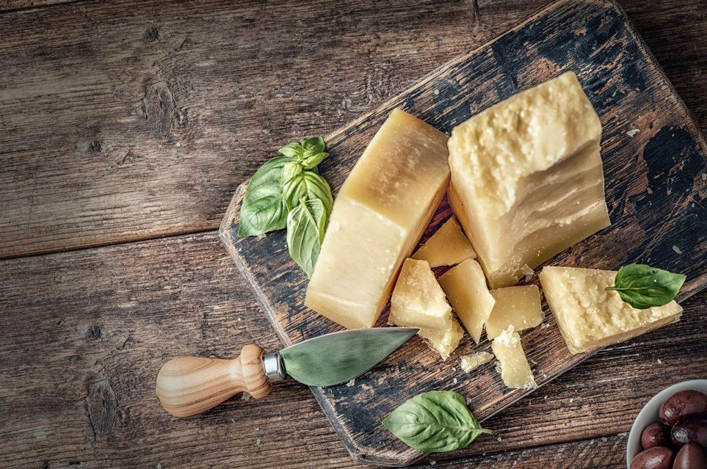 formaggi tipici emiliani