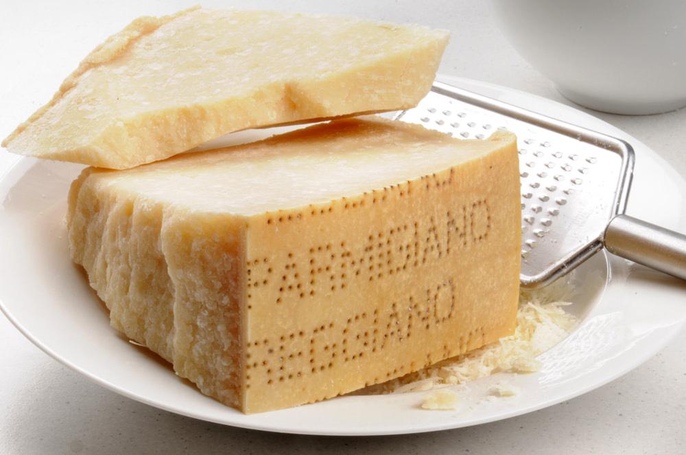 formaggi emiliani parmigiano reggiano