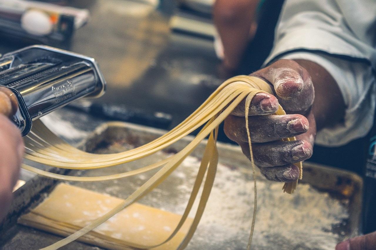 Pasta fresca fatta in casa | Agriturismo La Brezza