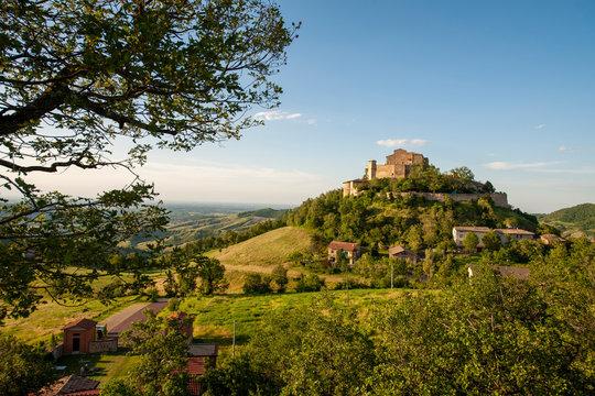cosa vedere nei pressi di Reggio emilia: castello di Rossena
